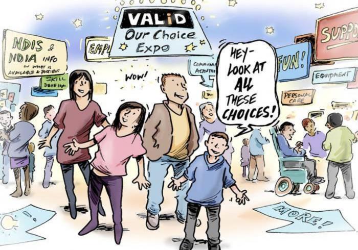 VALID Moreland NDIS Disability Expo