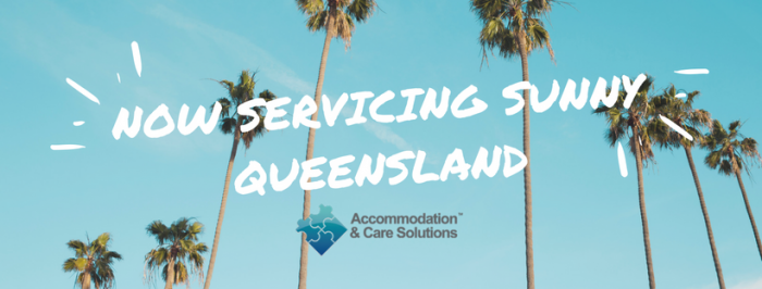 Now Servicing Sunny Queensland
