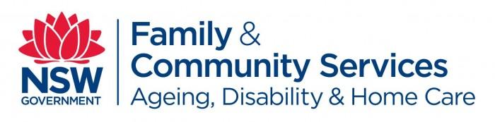 NSW ADHC logo